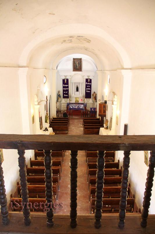 Iglesia de San Ignacio de Caborica
