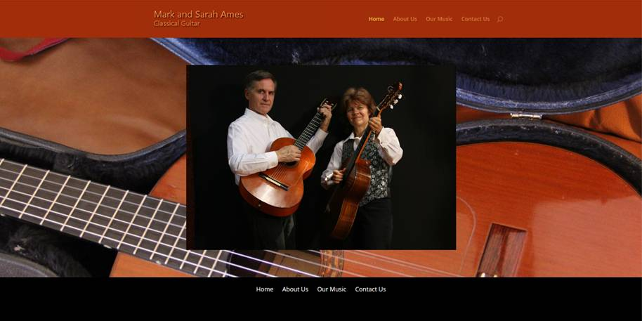 Classical Guitar 76 website designed and managed by iSynergies
