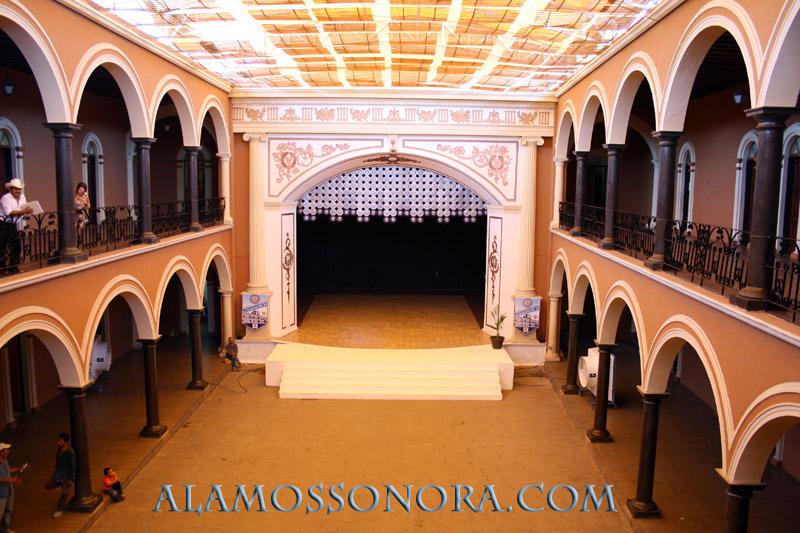 Palacio municipal de Alamos, Sonora
